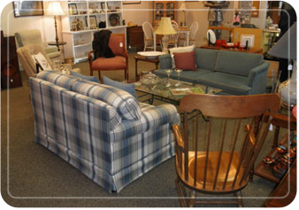 Renaissance Shoppe at Lake Sunapee VNA | Donations Welcome